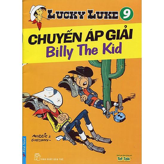 [Download sách] Lucky Luke 9 - Chuyến Áp Giải Billy The Kid