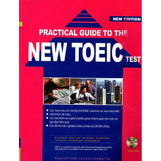 Practical Guide To The New Toeic Test (Kèm CD)