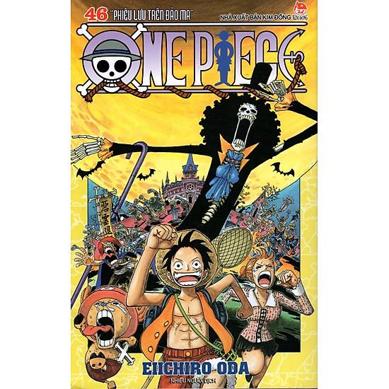 One Piece - Tập 46