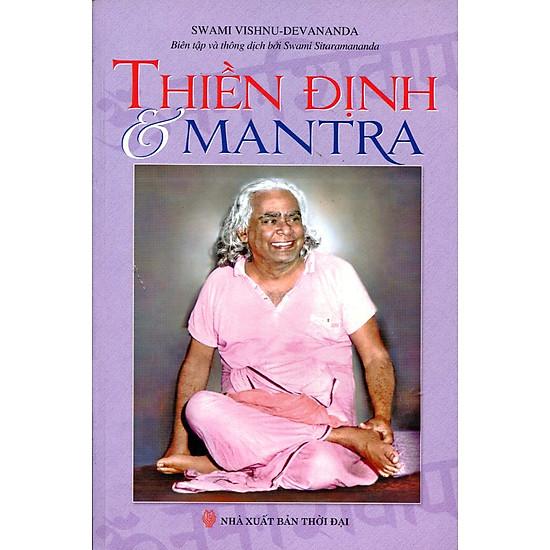 Thiền Định Và Mantra