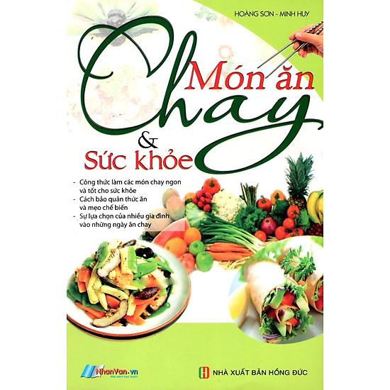 Món Ăn Chay & Sức Khỏe