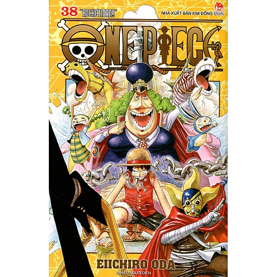 One Piece – Tập 38
