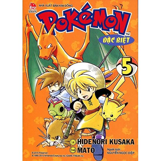 Pokémon Đặc Biệt (Tập 5)