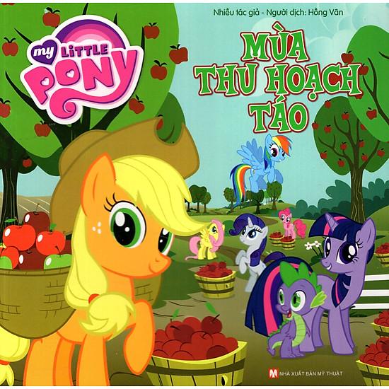 My Little Pony – Mùa Thu Hoạch Táo