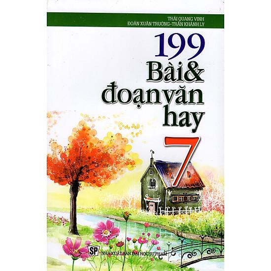 199 Bài & Đoạn Văn Hay Lớp 7