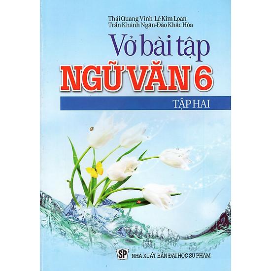 Download sách Vở Bài Tập Ngữ Văn Lớp 6 (Tập Hai)