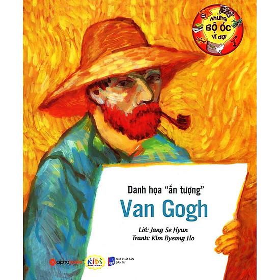 Những Bộ Óc Vĩ Đại – Danh Họa Ấn Tượng Van Gogh