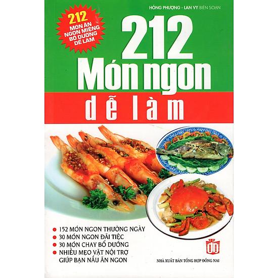 212 Món Ngon Dễ Làm