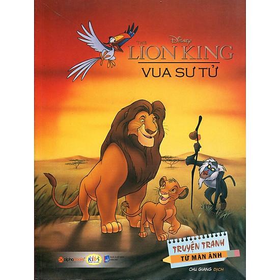 Truyện Tranh Disney - Vua Sư Tử