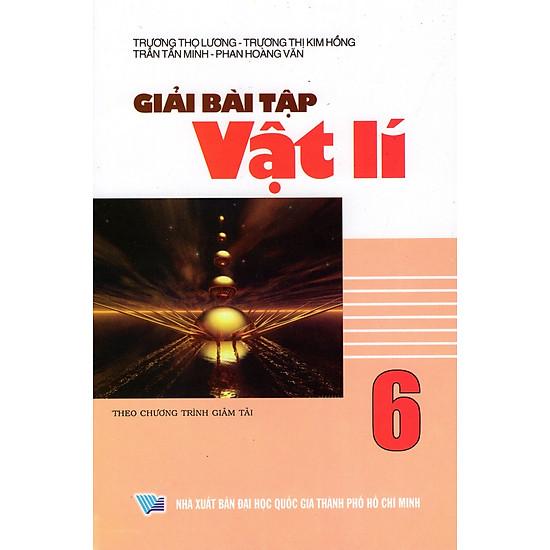 Download sách Giải Bài Tập Vật Lí Lớp 6