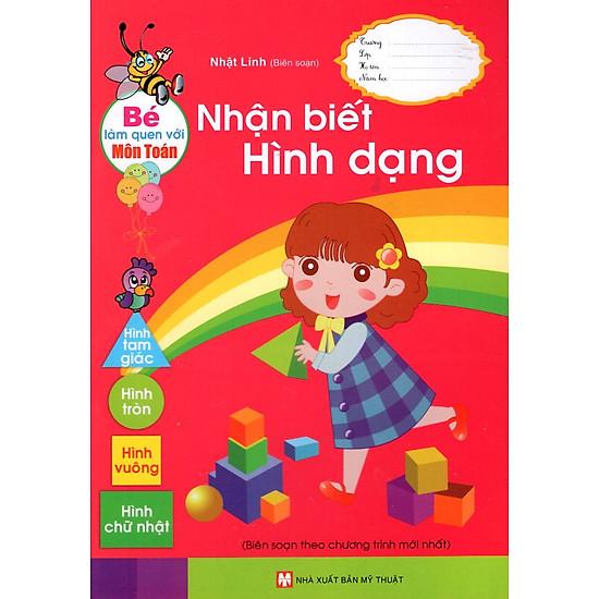 Bé Làm Quen Với Toán – Nhận Biết Hình Dạng (Tân Việt)