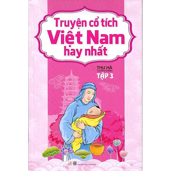 [Download Sách] Truyện Cổ Tích Việt Nam Hay Nhất (Tập 3)