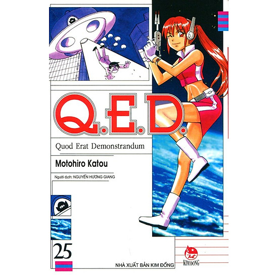 Q.E.D (Tập 25)