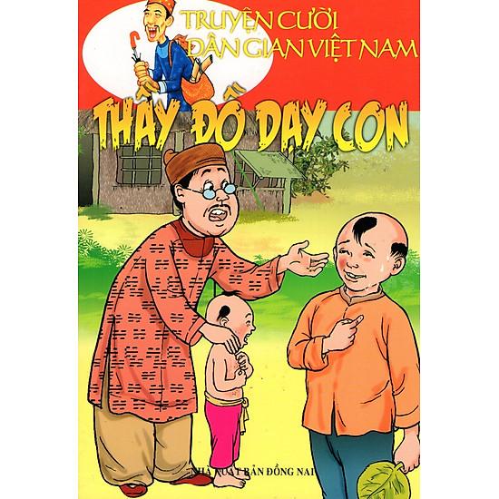 Truyện Cười Dân Gian Việt Nam – Thầy Đồ Dạy Con