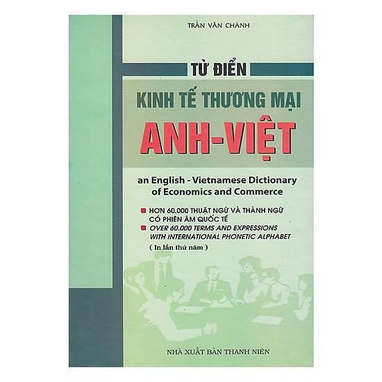 Từ Điển Kinh Tế Thương Mại Anh - Việt - EBOOK/PDF/PRC/EPUB