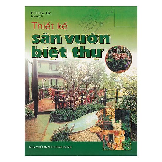 [Download Sách] Thiết Kế Sân Vườn Biệt Thự