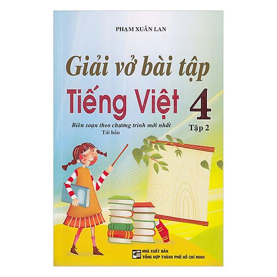 Giải Vở Bài Tập Tiếng Việt Lớp 4 - Tập 2