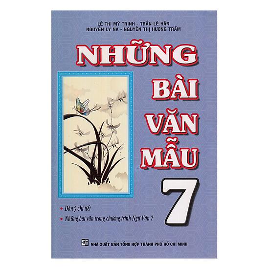 Những Bài Văn Mẫu Lớp 7 - EBOOK/PDF/PRC/EPUB