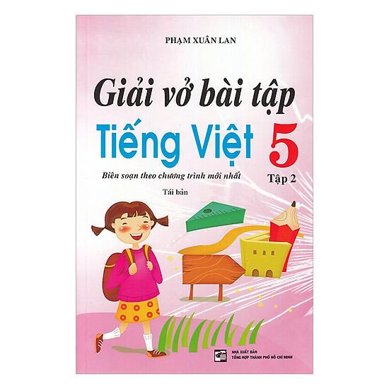 Giải Vở Bài Tập Tiếng Việt Lớp 5 - Tập 2