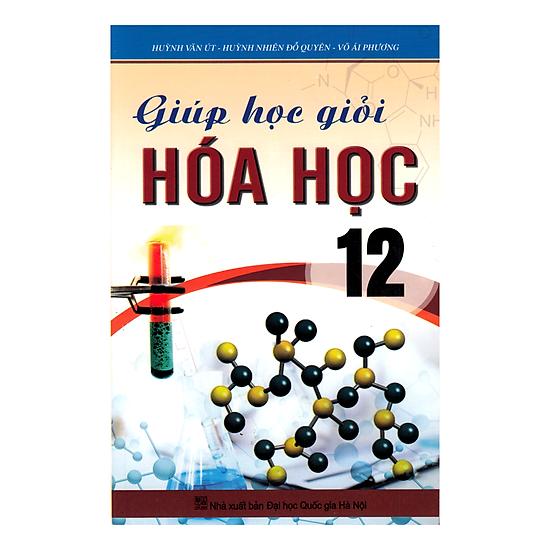 [Download sách] Giúp Học Giỏi Hoá Học 12