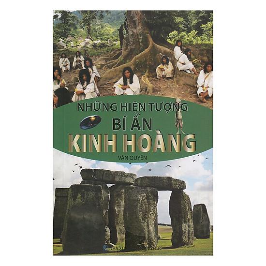[Download Sách] Những Hiện Tượng Bí Ẩn Kinh Hoàng