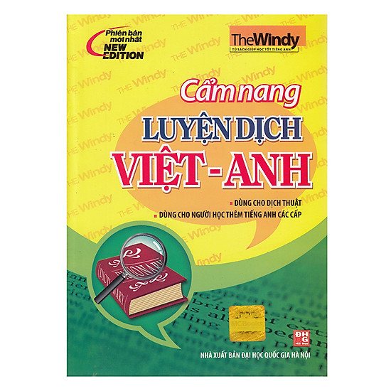 Cẩm Nang Luyện Dịch Việt – Anh