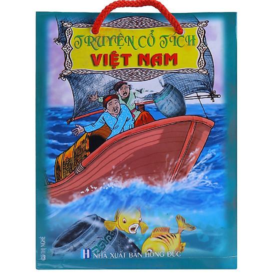Combo 11: Truyện Cổ Tích Việt Nam – Trọn Bộ 10 Quyển (Kèm 2 CD)