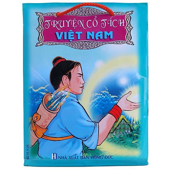 Combo 1: Truyện Cổ Tích Việt Nam – Trọn Bộ 10 Quyển (Kèm 2 CD)