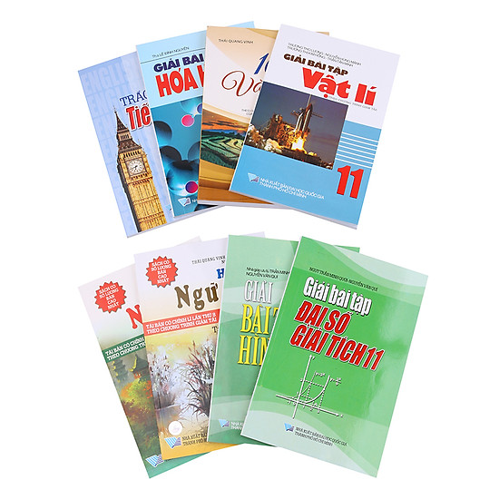 [Download Sách] Combo Học Tốt Dành Cho Học Sinh Lớp 11 (Tặng Kèm Bài Tập Trắc Nghiệm Tiếng Anh Lớp 11)
