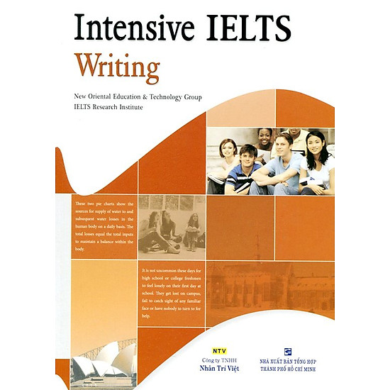 [Download sách] Intensive IELTS Writing