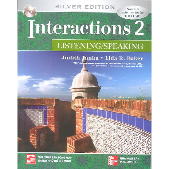 Interactions 2 – Listening And Speaking (Kèm CD)