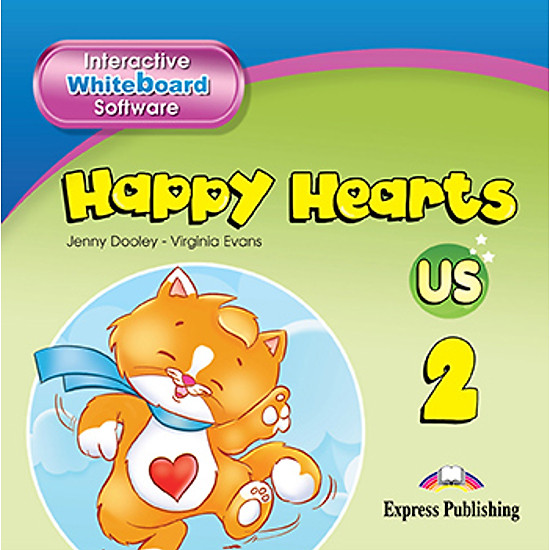 Happy Hearts US 2 Interactive Whiteboard Software