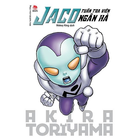 Tuyển Tập Akira Toriyama – Tuần Tra Viên Ngân Hà Jaco