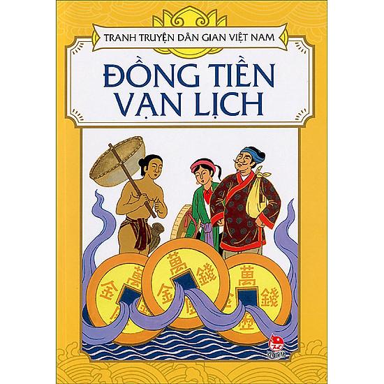 Tranh Truyện Dân Gian Việt Nam – Đồng Tiền Vạn Lịch