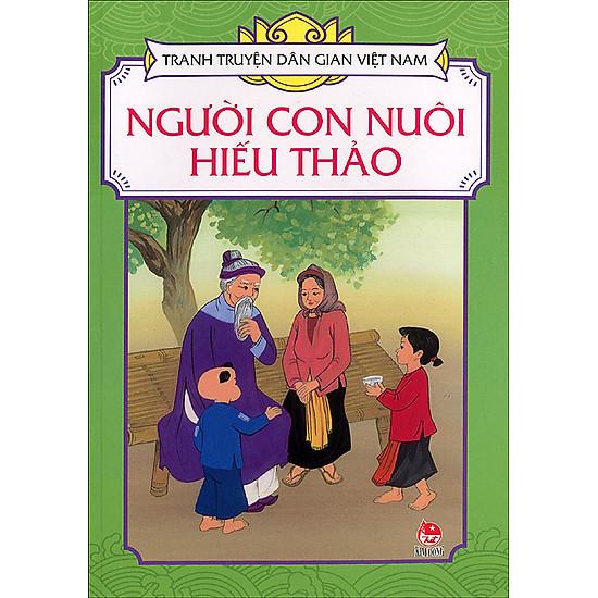 Tranh Truyện Dân Gian Việt Nam – Người Con Nuôi Hiếu Thảo