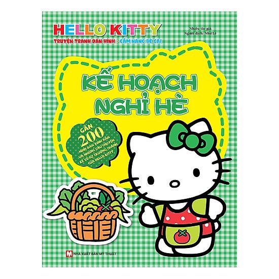 [Download Sách] Hello Kitty - Kế Hoạch Nghỉ Hè