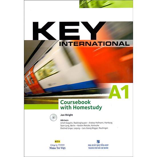 KEY International A1 (Kèm 1 Đĩa Mp3)