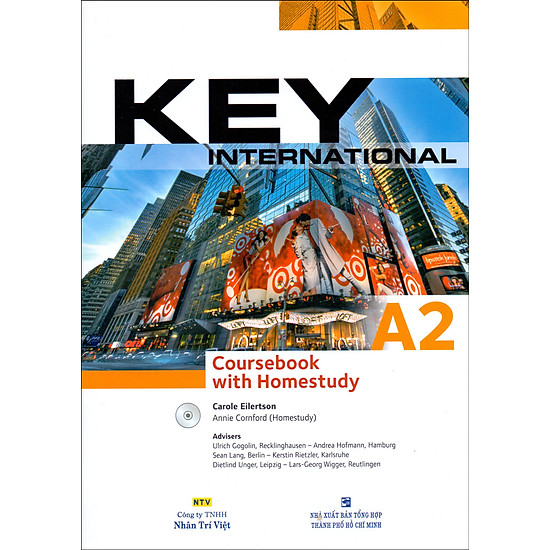 KEY International A2 (Kèm 1 Đĩa Mp3)