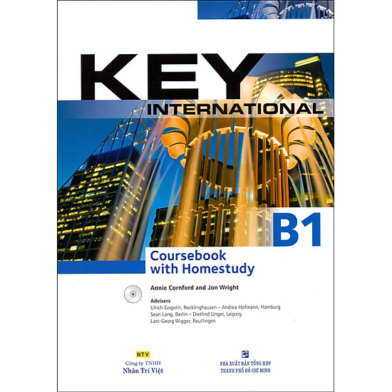 KEY International B1 (Kèm 1 Đĩa Mp3)