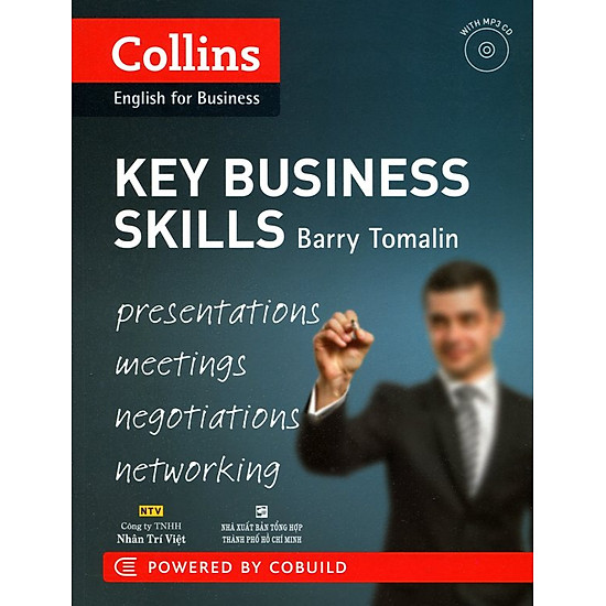 Collins - English For Business - Key Business Skills (Kèm CD)