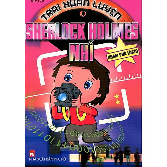 Trại Huấn Luyện Sherlock Holmes Nhí -  Khám Phá Logic