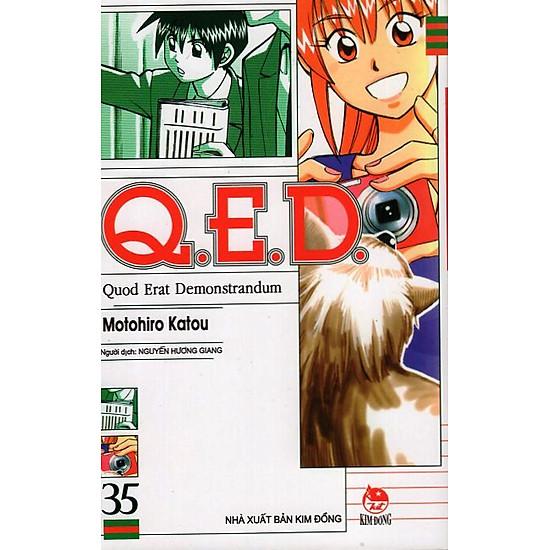 Q.E.D – Tập 35
