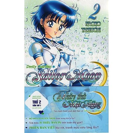 Sailormoon - Thủy Thủ Mặt Trăng (Tập 2) - EBOOK/PDF/PRC/EPUB