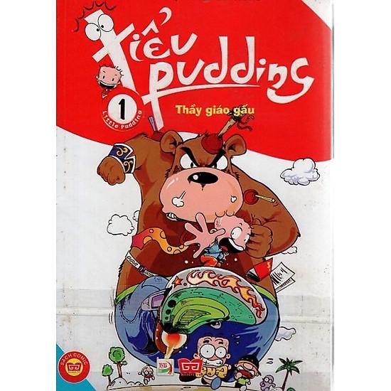 Combo Tiểu Pudding (Trọn Bộ 8 Cuốn)