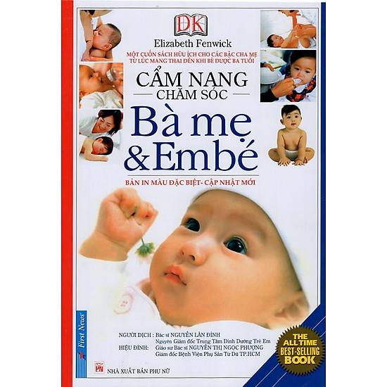Cẩm Nang Chăm Sóc Bà Mẹ Và Em Bé (Bìa Mỏng)