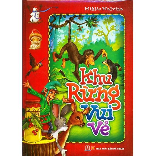 [Download Sách] Khu Rừng Vui Vẻ
