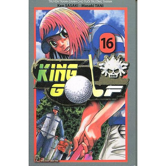 King Golf - Tập 16 - EBOOK/PDF/PRC/EPUB