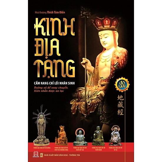 [Download sách] Kinh Địa Tạng - Cẩm Nang Chỉ Lối Nhân Sinh