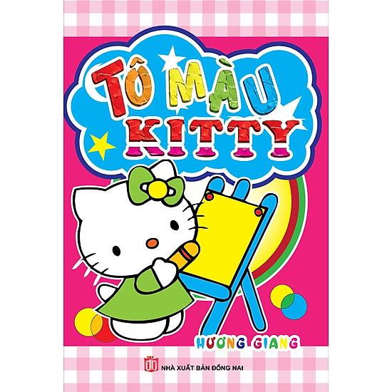 Tô Màu Kitty