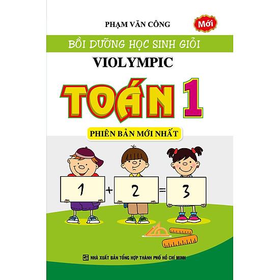 Bồi Dưỡng Học Sinh Giỏi Violympic Toán Lớp 1